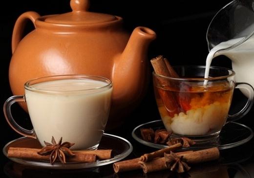 какой чай пьют с молоком англичане