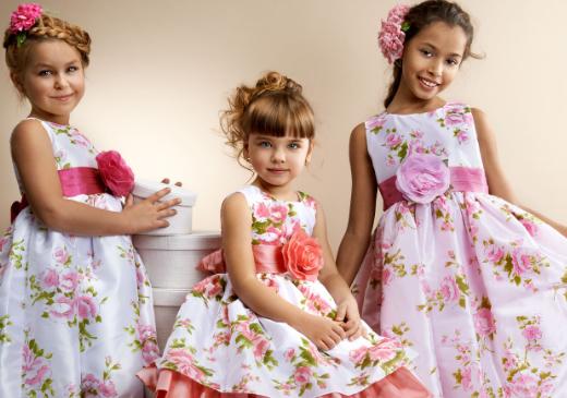 Как пробудить в девочке любовь к красивым платьям - Одежда 12b1c858317