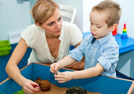 Дети и психологи фото