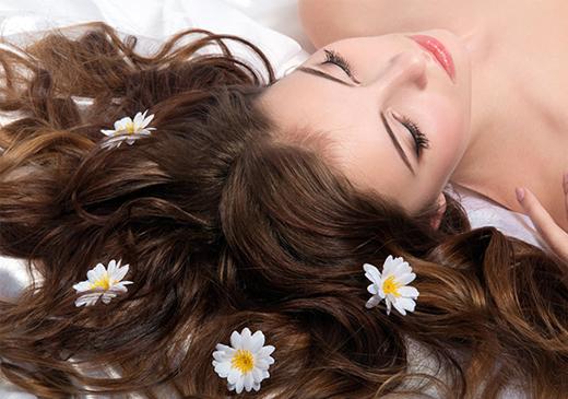 Экспресс кератиновое восстановление волос